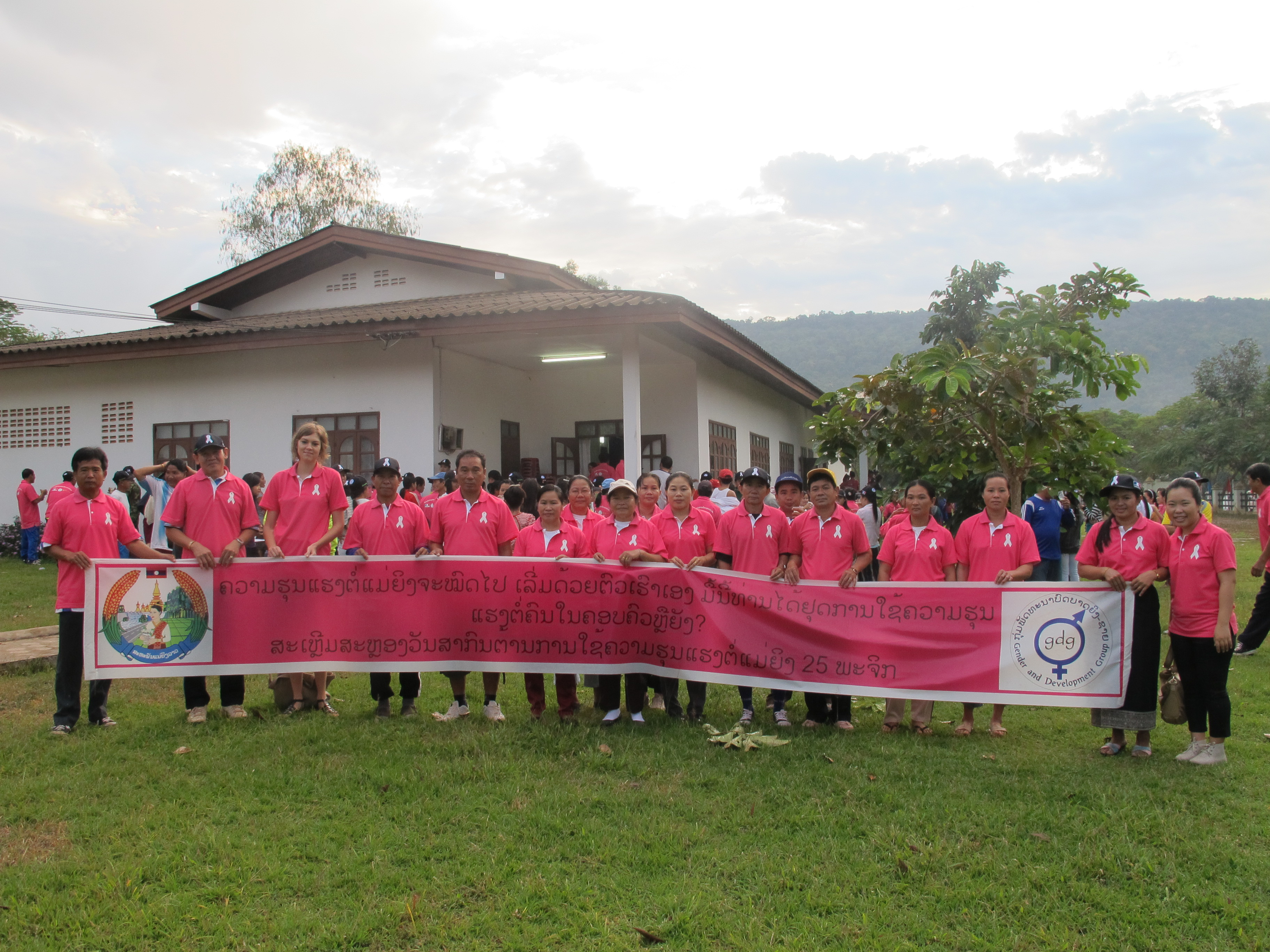 VAW day in Sangthong