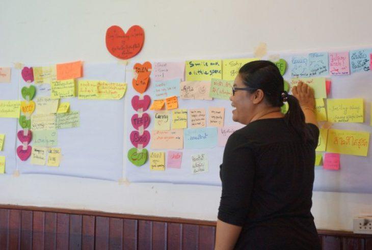 GDA Project Coordinator Chantila Kongthongthip
