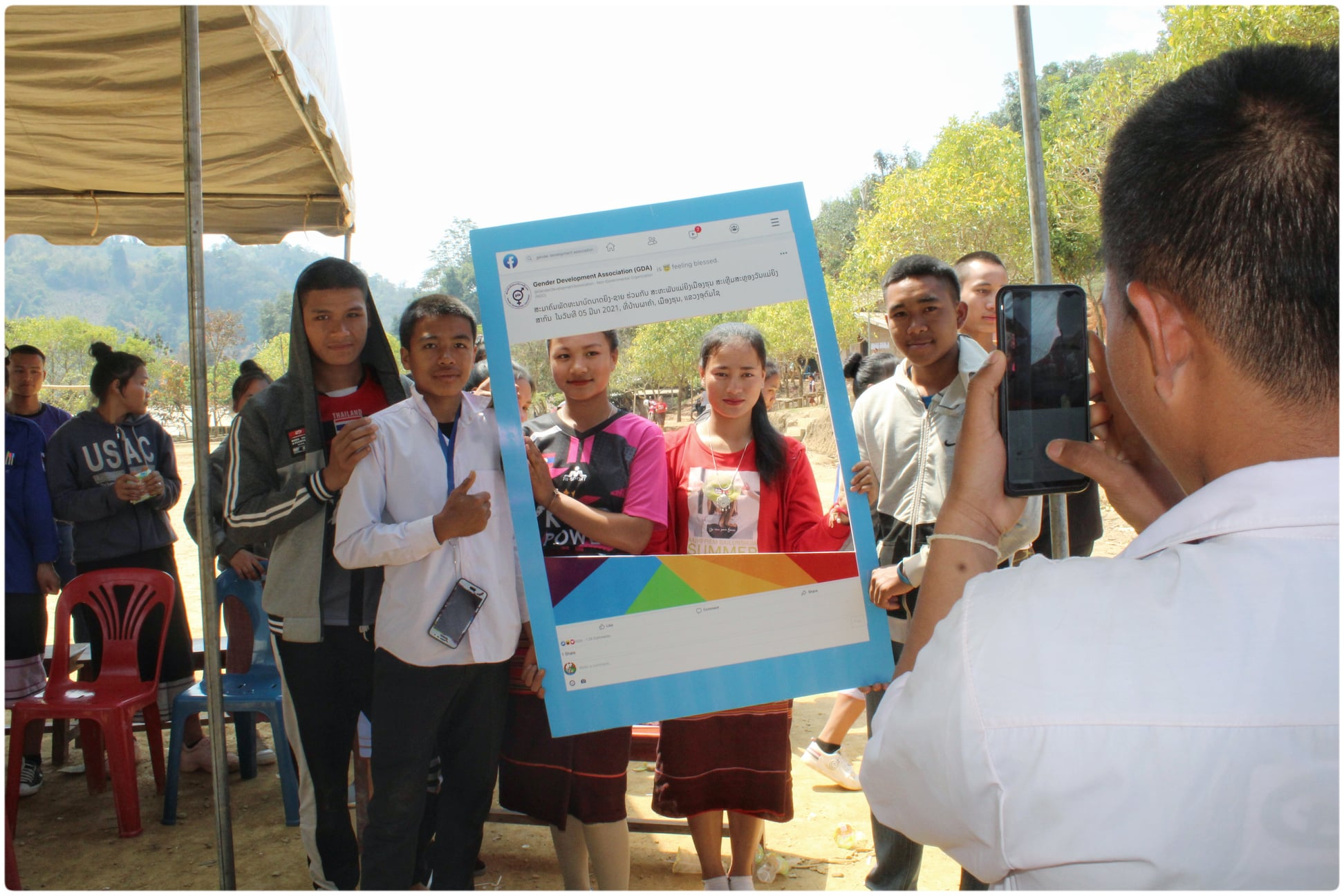 [LAO] Gender Mainstreaming on Child Rights Manual